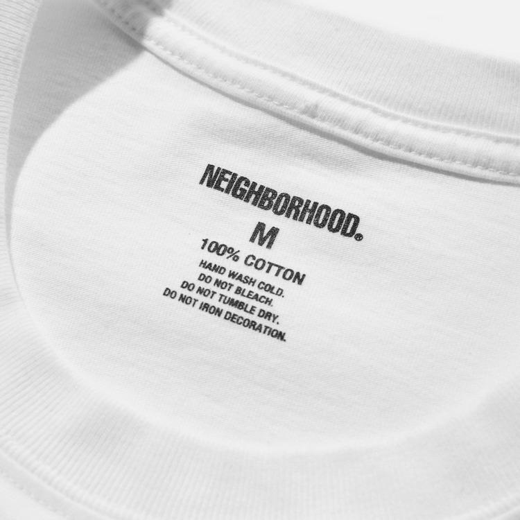 Neighborhood Distortion Long Sleeved T-Shirt