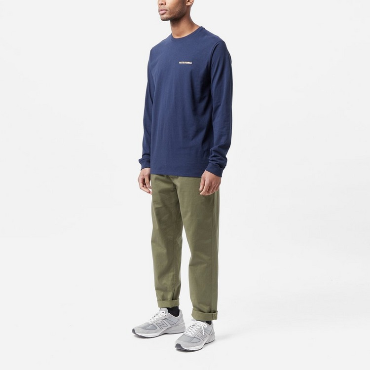 Patagonia Summit Road Long Sleeved T-Shirt