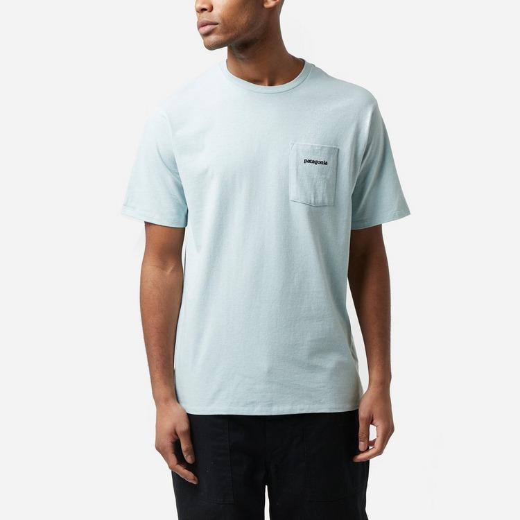 Patagonia P-6 Logo Pocket T-Shirt