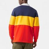 Patta Puff Print Polo Sweatshirt
