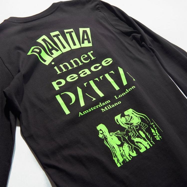 Patta Inner Peace Long Sleeved T-Shirt