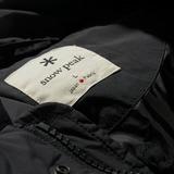 Snow Peak Recycled NY Down Jacket