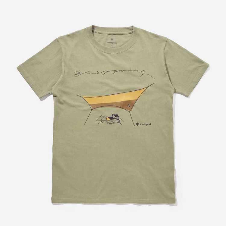 Snow Peak Graphic T-Shirt