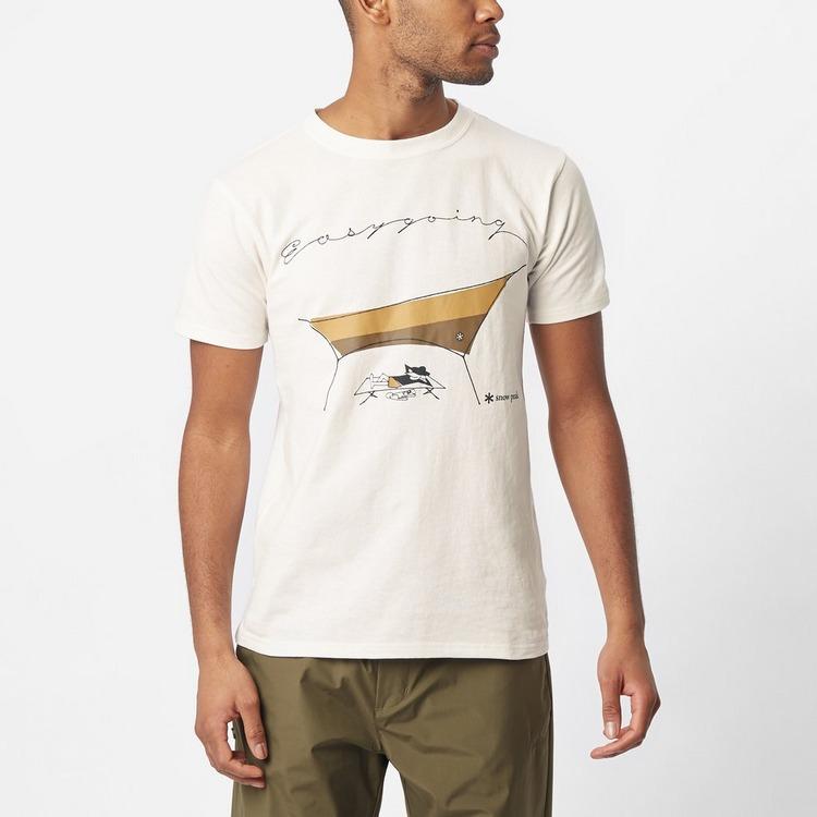 Snow Peak Easy Going Graphic T-Shirt