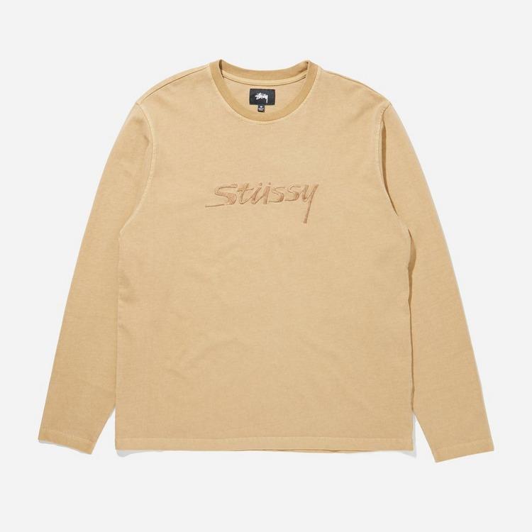 Stussy River Long Sleeved T-shirt