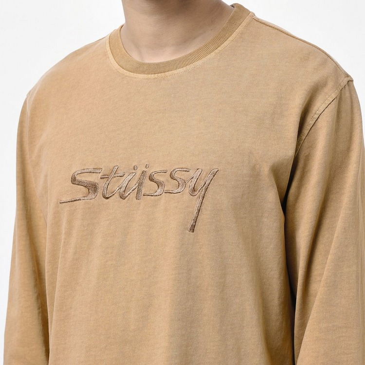 Stussy River Long Sleeved T-shirt