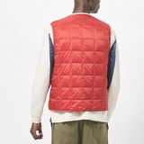 Taion V-Neck Button Down Vest
