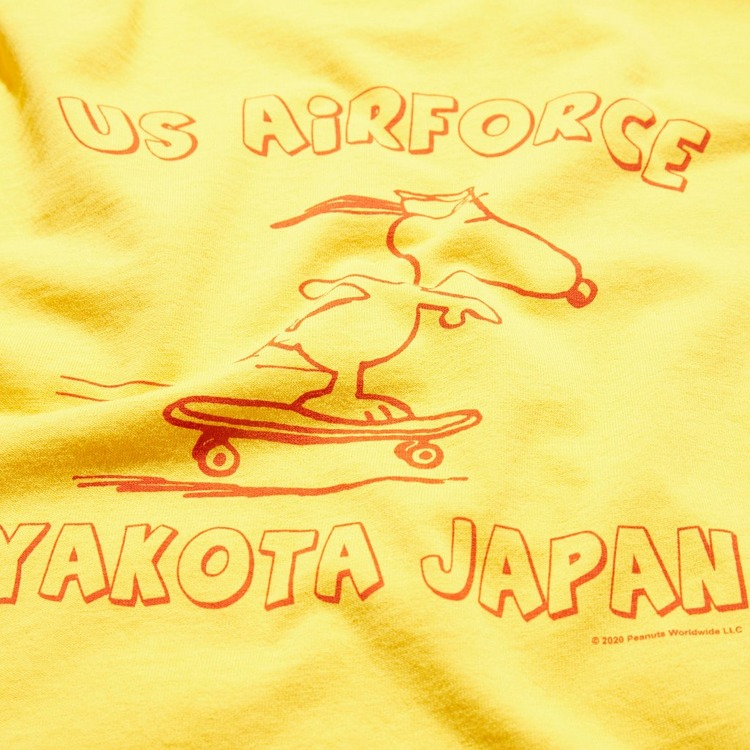 TSPTR Usaf Snoopy T-Shirt