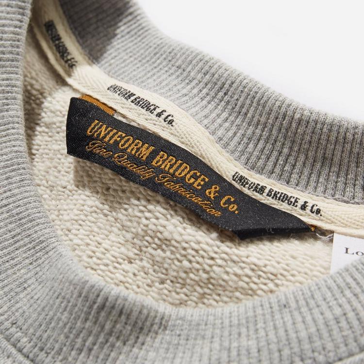 Uniform Bridge Watch Pocket Sweatshirt