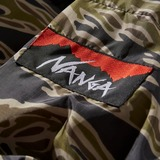 Wacko Maria x NANGA Tiger Camo Down Fill Jacket