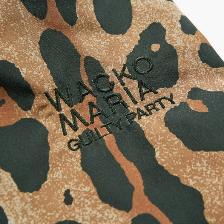 Wacko Maria Jaguar Tapered Shell Track Pants