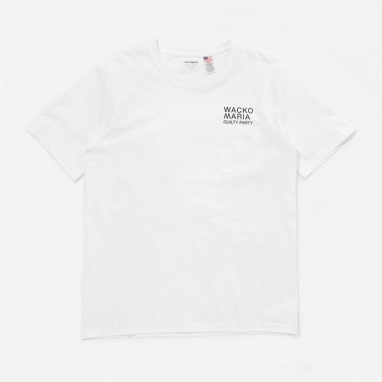 Wacko Maria USA Body Crew Pocket T-Shirt