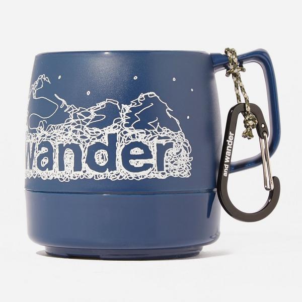 and wander Dinex Mug