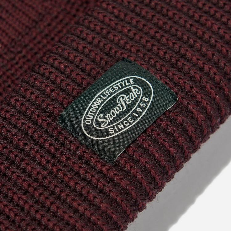 Snow Peak Stretch Knit Cap