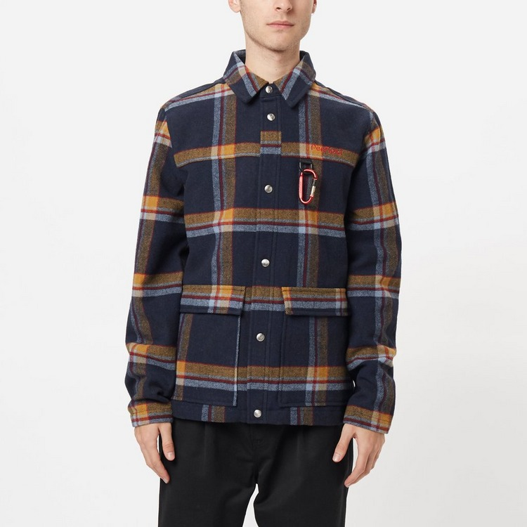 Penfield Bilton Check Jacket