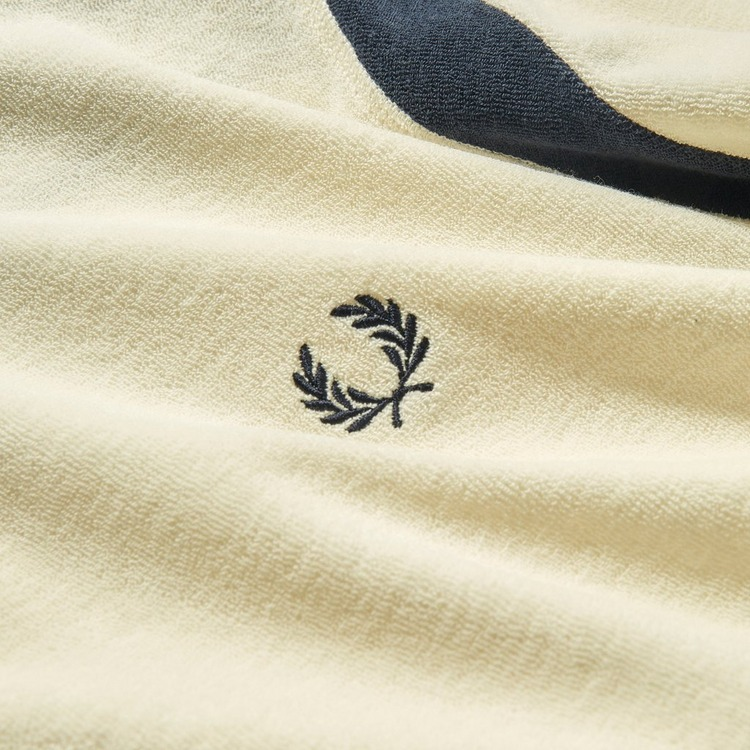 Fred Perry x Nicholas Daley Towelling Crew Neck