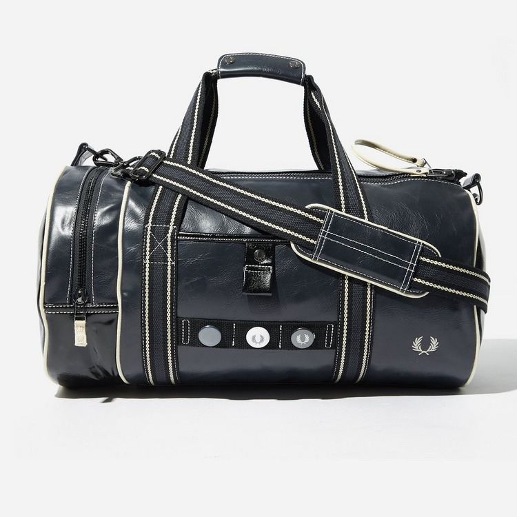 Fred Perry x Nicholas Daley Barrel Bag