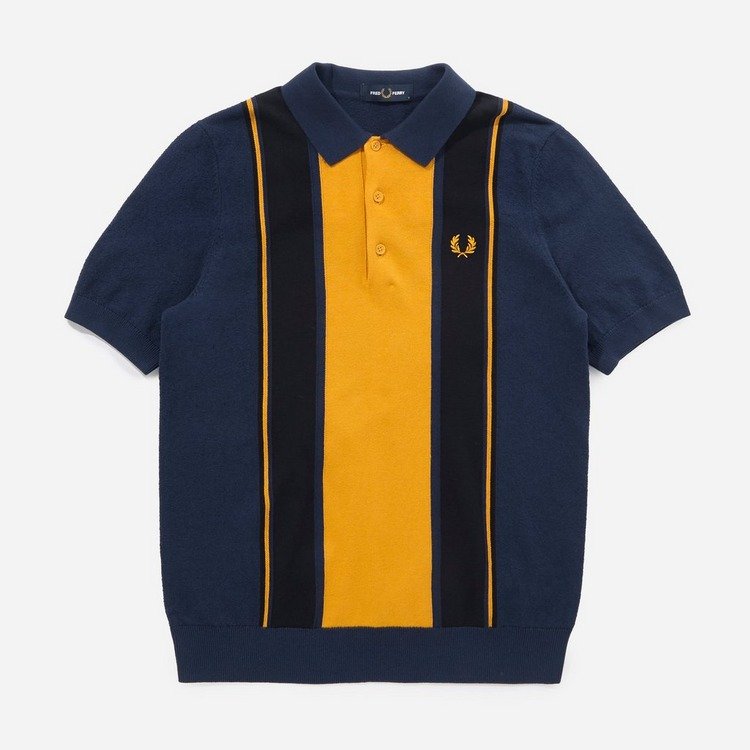 Fred Perry Stripe Knit Shirt