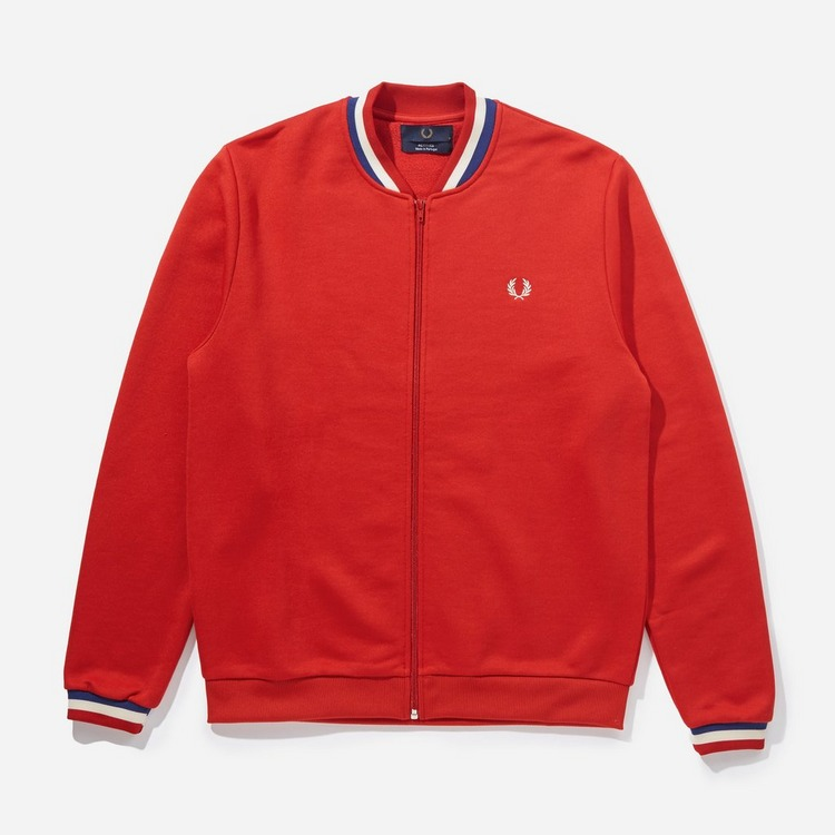 Fred Perry Sports Bomber Jacket