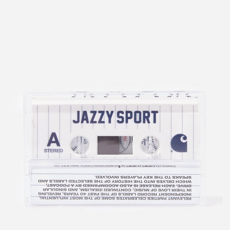 Carhartt WIP x Relevant Parties Jazzy Sport Mixtape