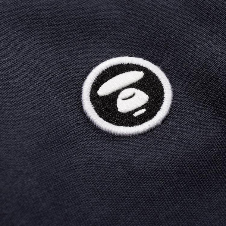 AAPE By A Bathing Ape Arm Logo Long Sleeved T-Shirt