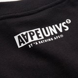 AAPE By A Bathing Ape Chest Logo Long Sleeved T-Shirt