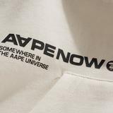 AAPE By A Bathing Ape Logo Popover Hoodie