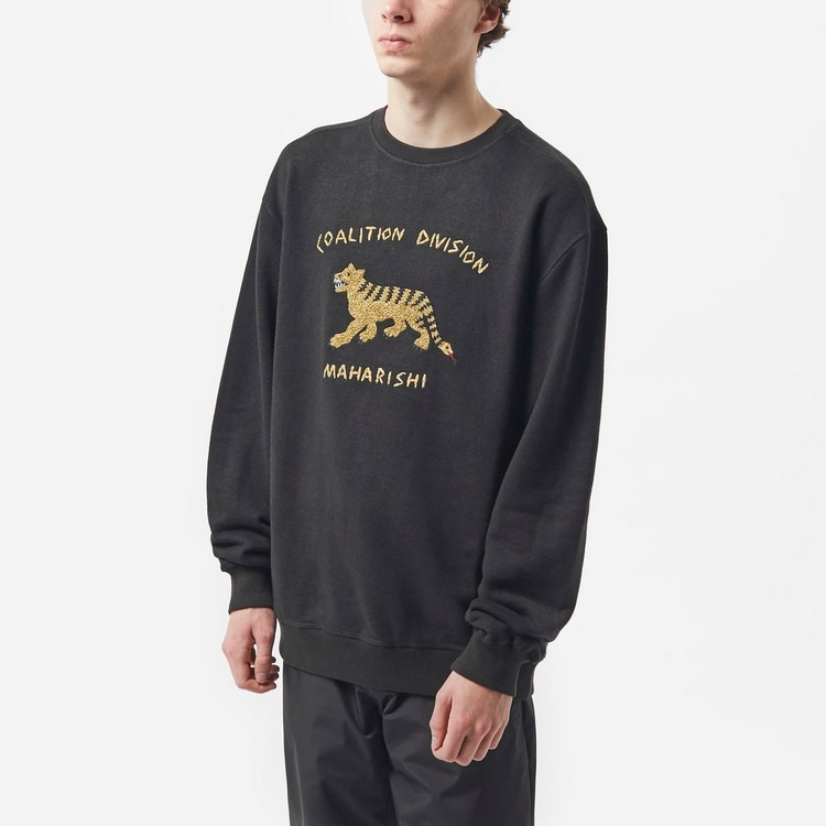 Maharishi Story Cloth Sweatshirt