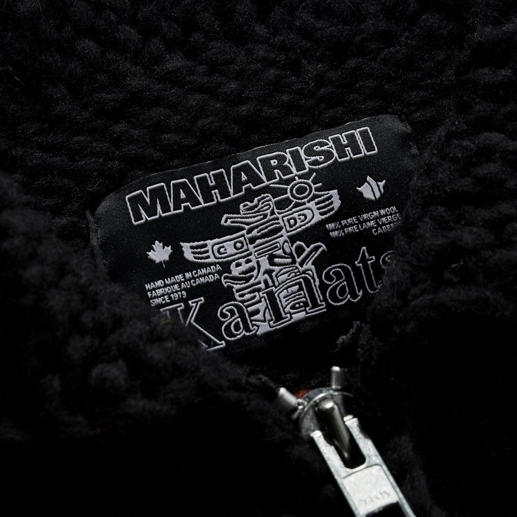 Maharishi Anti-War Cowichan