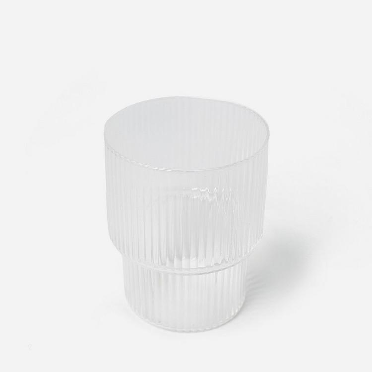 Ferm Living Ripple Drink Glasses Set 200ml