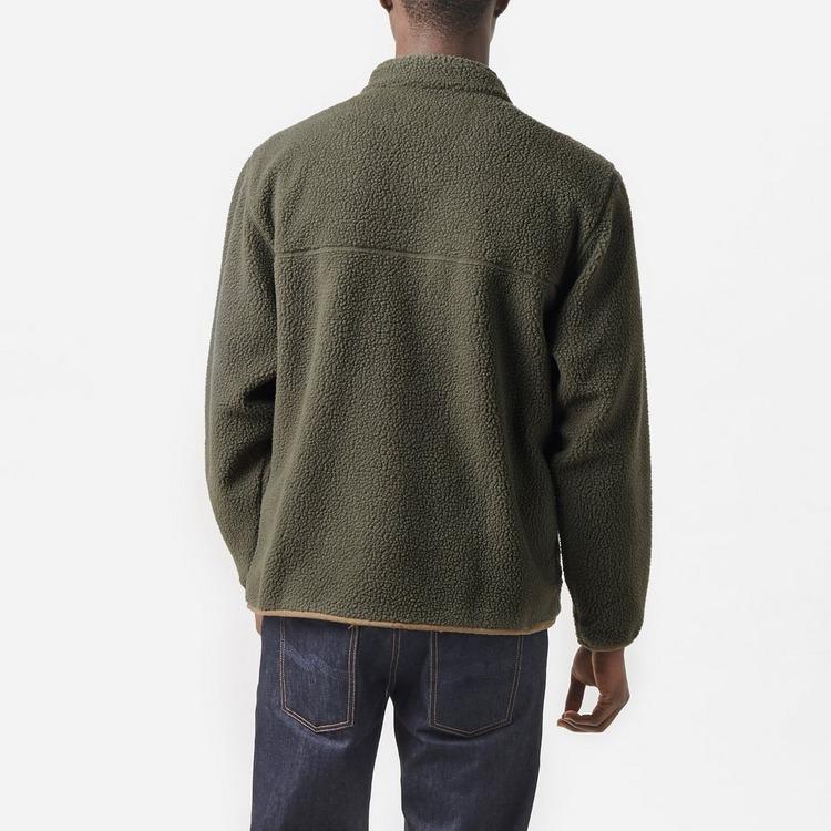 Satta Button Up Fleece