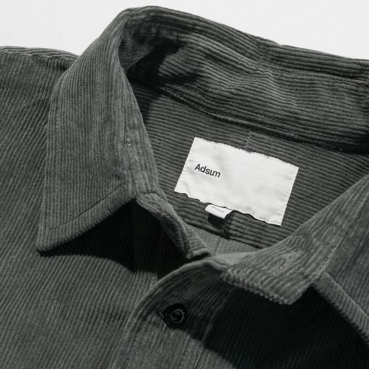 Adsum Premium Button Down Corduroy Shirt