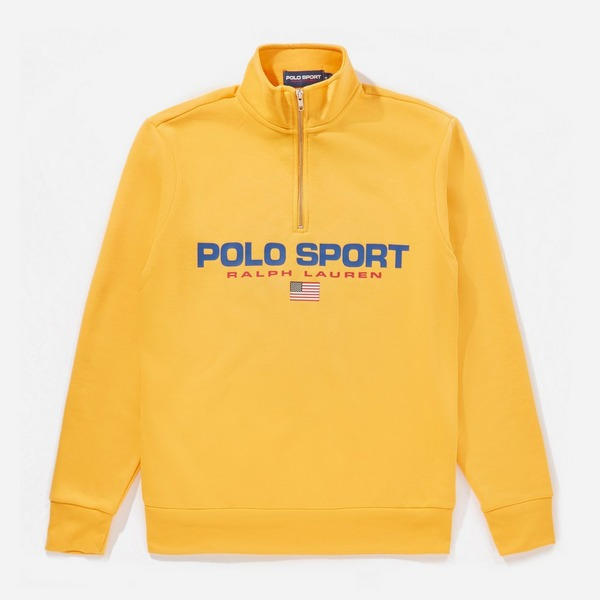yellow-polo-ralph-lauren-neon-pull-over