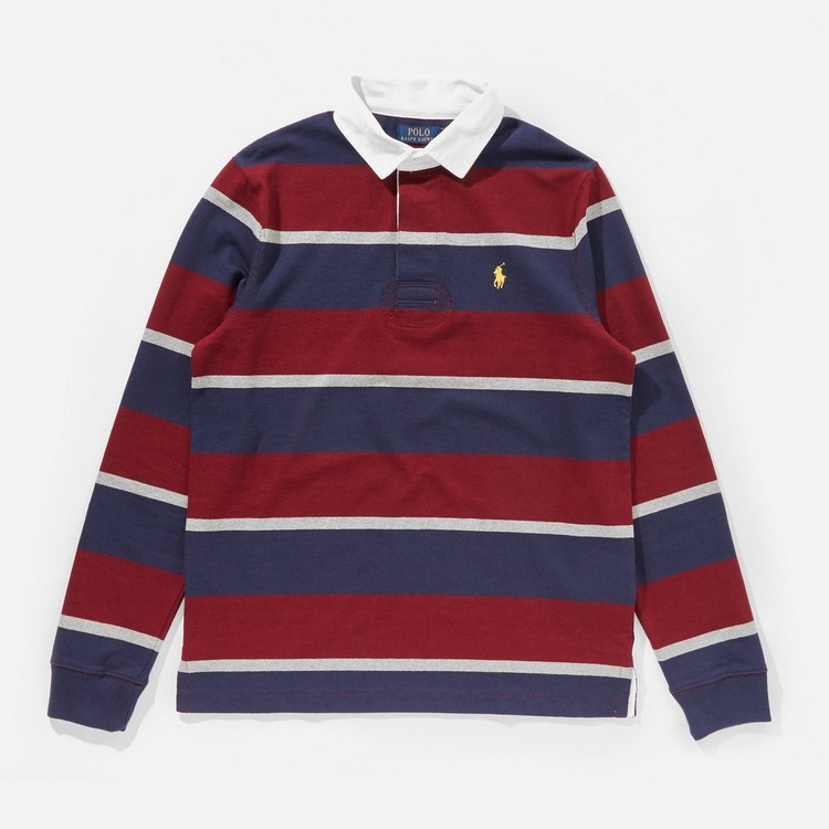 Polo Ralph Lauren Striped Rugby Shirt