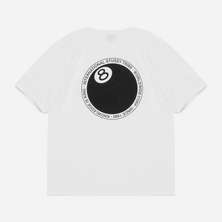 Stussy 8 Ball Dot T-Shirt