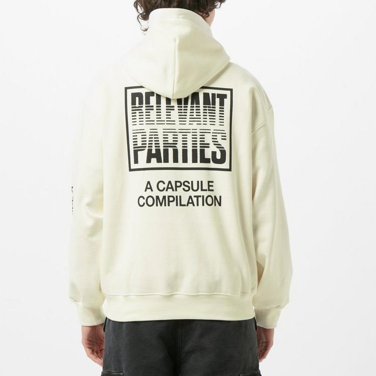 Carhartt WIP x Relevant Parties Volume One Hoodie
