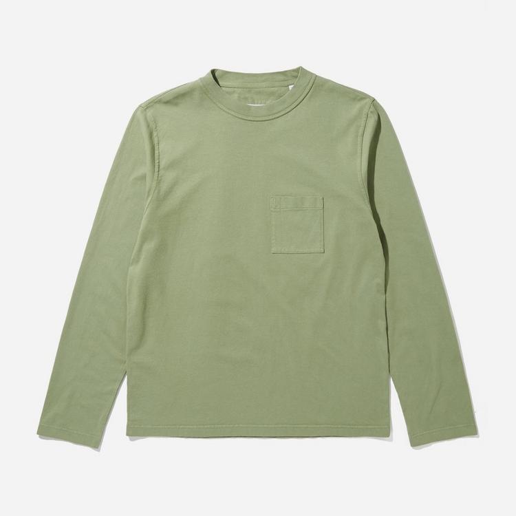 Albam Long Sleeve Workwear T-Shirt