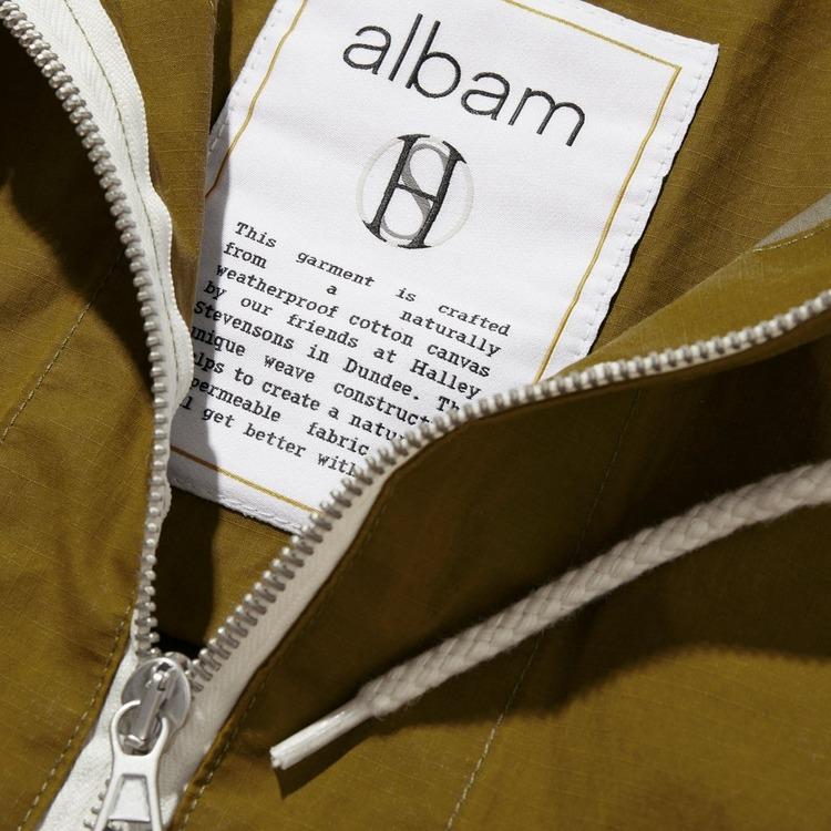 Albam Boardman Smock