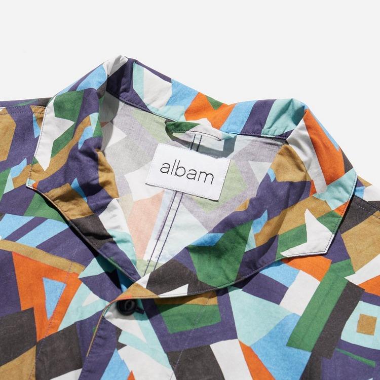Albam Miles Short Sleeve Shirt