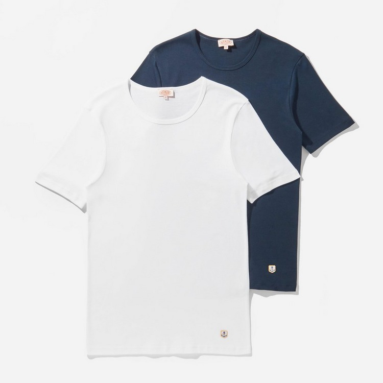 Armor Lux Tee Twin Pack