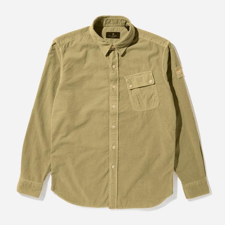 Belstaff Pitch Cord Shirt