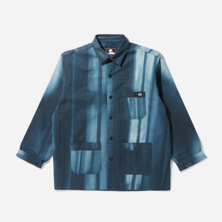 Edwin Major Tie Dye Shorts
