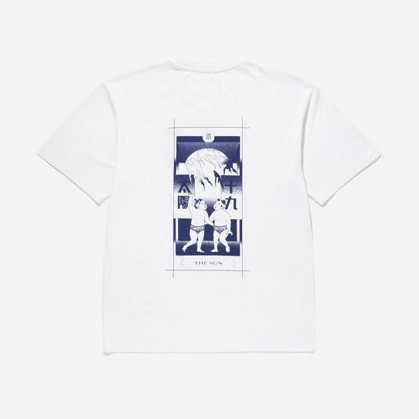 Edwin Tarot Deck T-Shirt