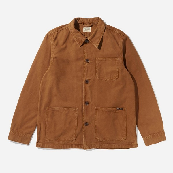 Nudie Jeans Co. Barney Canvas Jacket