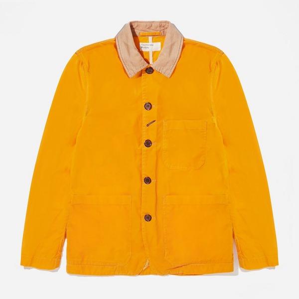 Universal Works Wax Chore Jacket