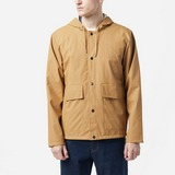 Rains Short Hooded Coat