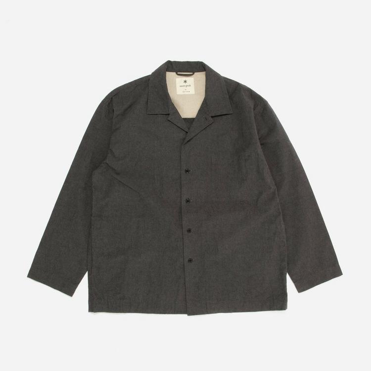 Snow Peak Bafu Cloth Shirt Jacket