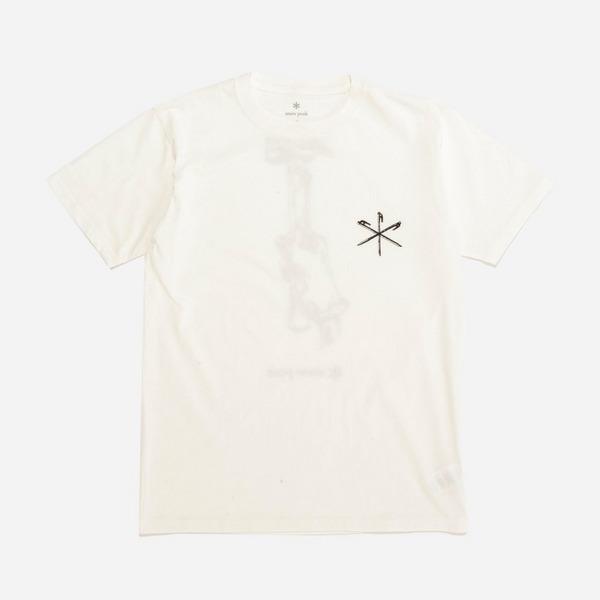 Snow Peak Peg & Hammer T-Shirt