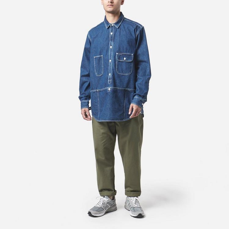 Snow Peak Field Utility Pullover Shirt