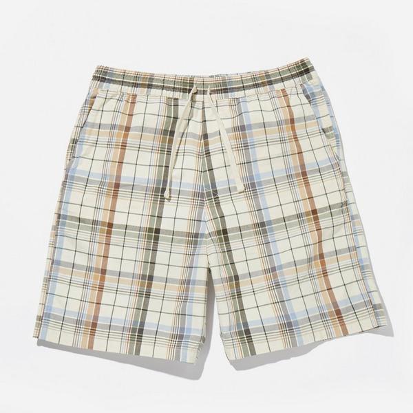 Carhartt WIP Vilay Check Shorts